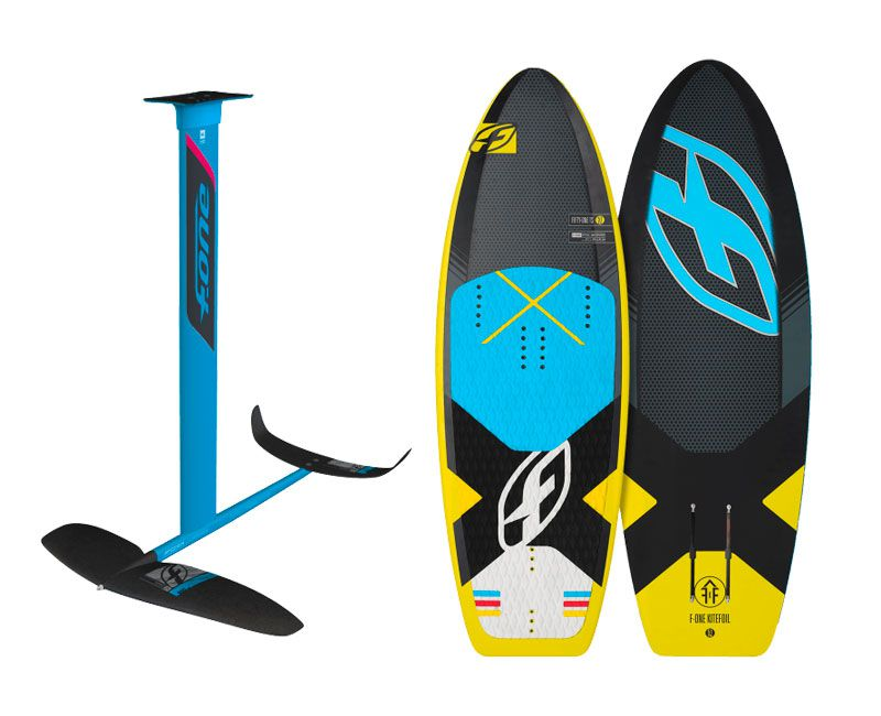 F-ONE KITEFOIL IC6 850 V2 + F one 51 TS
